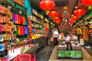 中華街の写真・画像素材[1538384]