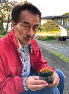 秋コーデの写真・画像素材[1581534]