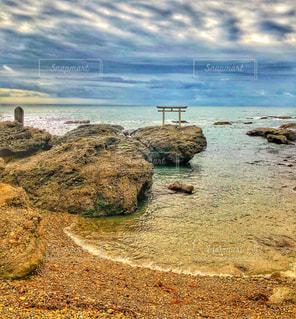 海岸🐳の写真・画像素材[1597917]