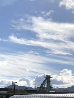 風景,空,雲,爽やか,昼間,白雲,ホワイトカラー