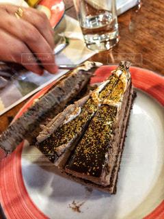 お祝いケーキの写真・画像素材[1667800]
