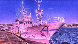 大型船の写真・画像素材[1795111]