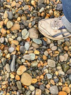 小石の写真・画像素材[1804199]