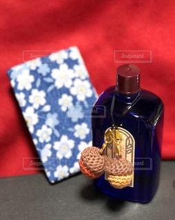 秋の化粧水の写真・画像素材[2392063]