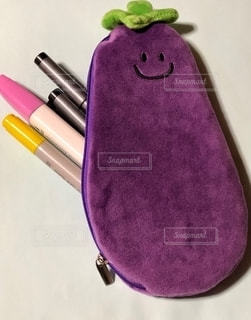 紫色の写真・画像素材[2781986]