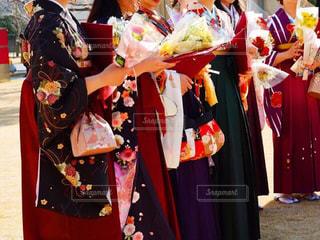 卒業🌸の写真・画像素材[1121491]