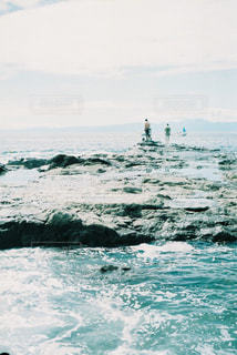 海,空,青,江ノ島,フィルム,フィルムカメラ,お出かけ,フィルム写真,フィルムフォト