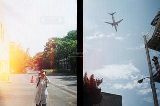 飛行機,フィルム,フィルムカメラ,フィルム写真,感光,ハーフカメラ,フィルムフォト