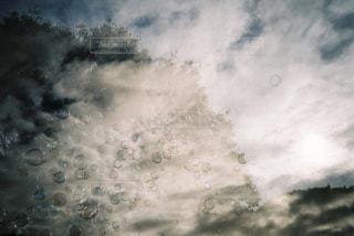 公園,シャボン玉,フィルム,多重露光,フィルムカメラ,フィルム写真,フィルムフォト