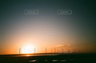 空,屋外,太陽,風車,光,台湾,フィルム,景観,フィルムカメラ,フィルム写真