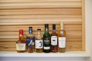 インテリア,屋内,樹木,ボトル,ビール,ガラス瓶,ウイスキー,ドリンク,気分転換,ハイボール,テキスト,アルコール飲料,蒸留酒,ソフトド リンク,ワイン ボトル,ハーフボトル