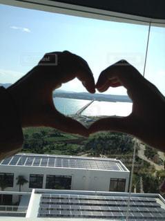 沖縄,ハート,古宇利オーシャンタワー
