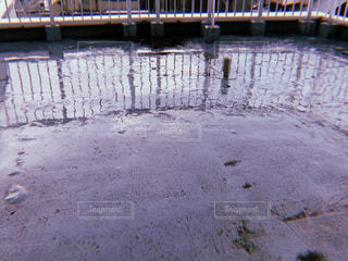 雨,水,コンクリート,梅雨,6月,雨の日,雨水