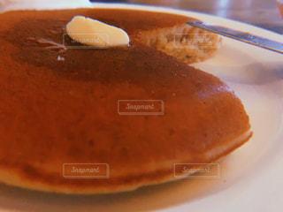 美味しいパンケーキの写真・画像素材[2278878]