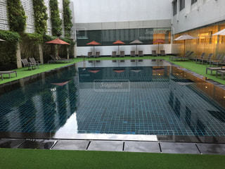 プール,ホテル,タイ,バンコク