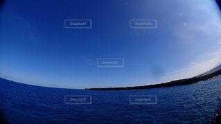 ハワイ島沖の写真・画像素材[1125576]