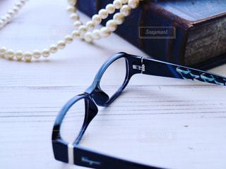 眼鏡の写真・画像素材[1349629]