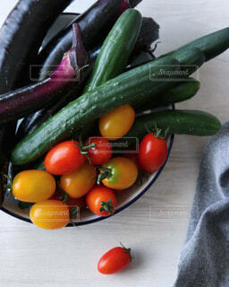 フレッシュ野菜フォト♡の写真・画像素材[3684792]