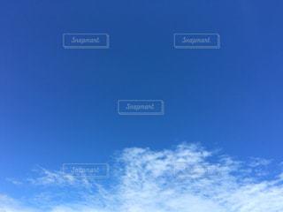 青い空の写真・画像素材[1127991]