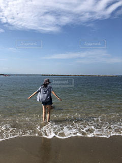 夏の海の写真・画像素材[1395212]