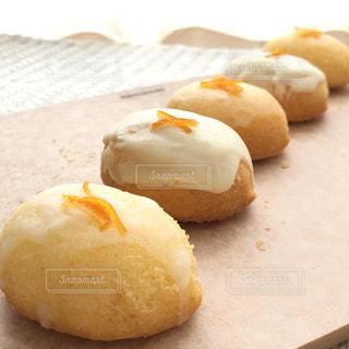 レモンケーキの写真・画像素材[3201180]