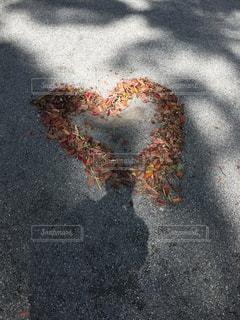 ハート,地面,♡,片思い,恋が叶う