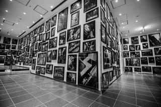大きな空の部屋の写真・画像素材[1447836]