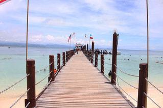 マレーシアのとある島にての写真・画像素材[1135738]