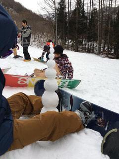 冬,雪,氷,タワー,雪だるま,スキー,スノボ,スノーボード,春休み