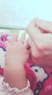 赤ちゃんの手 - No.1152895