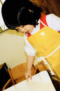 お料理の時間の写真・画像素材[1169527]