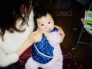 初めての離乳食 - No.1196143