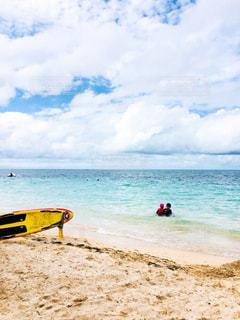 ケアンズのビーチの写真・画像素材[1196334]