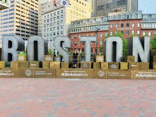 ボストン観光の写真・画像素材[1202038]