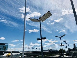 ヘルシンキ空港前の写真・画像素材[1247764]