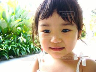 シンガポールで笑顔の写真・画像素材[1261703]