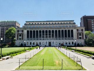 コロンビア大学中央広場の写真・画像素材[1262813]
