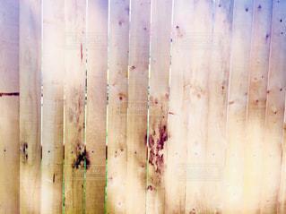 木の塀の写真・画像素材[1262826]