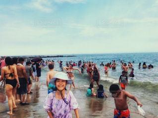 海、最高!の写真・画像素材[1288697]