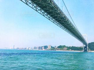関門橋と関門海峡の写真・画像素材[1314100]