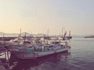 北九州市の港の写真・画像素材[1397059]