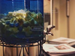 パイナップル水 2の写真・画像素材[1427418]
