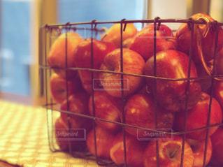 食べ物,秋,ニューヨーク,屋内,アメリカ,果物,りんご,林檎,新鮮,マンハッタン,食欲,沢山,カゴ,リンゴ,フォトジェニック,食欲の秋,青果,インスタ映え
