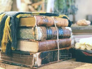 素敵な古書の写真・画像素材[1560421]