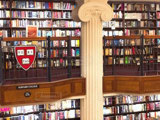 ハーバード大学コープ店内の写真・画像素材[1592214]