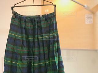シワのスカートの写真・画像素材[1668156]