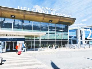 ヘルシンキ空港の写真・画像素材[1717366]