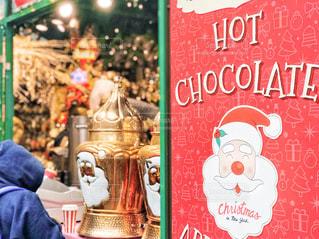 ホットチョコレート店の写真・画像素材[1719234]