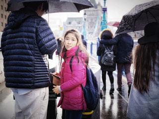 せっかくの旅行なのに雨だなんて‥の写真・画像素材[1820078]