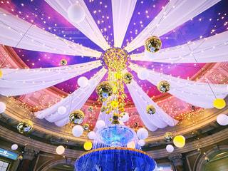 ヴィーナスフォートの天井の写真・画像素材[2040339]